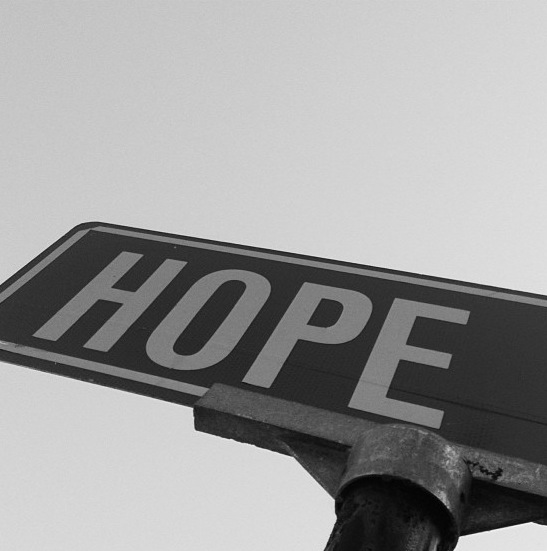 There is hope, hope photo