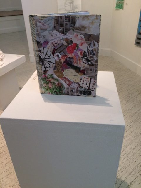 New Art Center Teen Art Exhibition: My Sketchbook